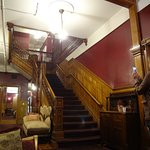 Haunted Hotel - notice the apparation coming down the stairs (pic 2 of 3)