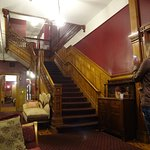 Haunted Hotel - notice the apparation coming down the stairs (pic 3 of 3)