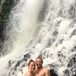one of the three waterfalls