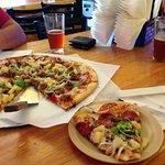 Classic pizza - delish!