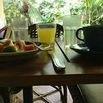 The most amazing breakfast in Nosara