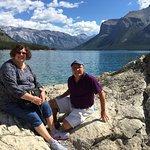 Lake Minnewanka Photo