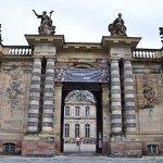 宮殿の正門