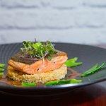 Aoraki Salmon - Sojourn Cafe & Bar
