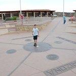 Four Corners Monument Foto