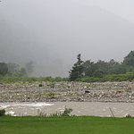 Mountains playing hide and seek with Ramganga