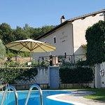 Photo de Hotel Osteria Dell'Orcia