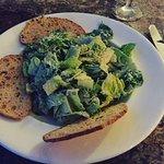 Full-Sized Caesar Salad