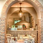 Our stone oven