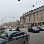 Crowne Plaza St. Petersburg - Ligovsky Foto