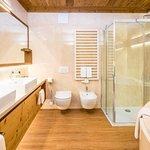 Badezimmer Suite Sella