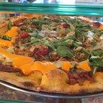 Nuestras Pizzas hechas con mimo y con ingredientes naturales