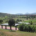 Vista al campo de golf desde la habitación