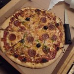 Photo of L'Aixpress pizza