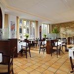Restaurant Le Jardin Suisse