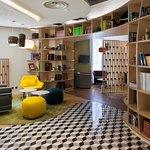 Hall / Bibliothèque