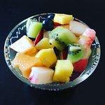 Salade de fruits maison
