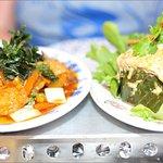 plats poissons n° 16 et 17