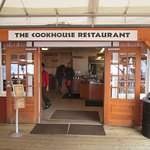 Cookhouse Restaurant - view inside