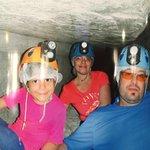 Fans de Rocio! La visita a las cuevas es espectacular pero si además tienes la suerte de tener u