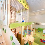 Neue Kinderecke im Vier Jahreszeiten Loipersdorf