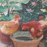 La gallina dipinta