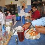 Crab Cracker Seafood Bar - counter service
