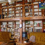 The Living Room & Library