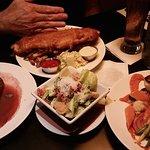 The food! Woo-wee!