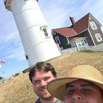 Nobska Point Lighthouse Foto