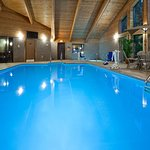 Pool, Whirlpool and Sauna