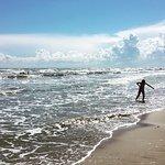La bellezza di un giorno di mare mosso