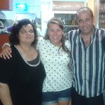 Fotini & Pantelis, always a big welcome