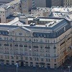 hotel visto desde el edificio de la Ciencia