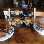 Delicious homemade cakes baked daily 🍰