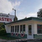 Lehto's Pasties. Small place, BIG taste!