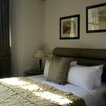 Room 704 - Bed