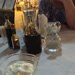 Desserts and raki