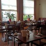 Zentrale Lage, saubere Zimmer, gutes Frühstück