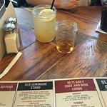 Sweet Tea Lemonade and Gentlemen's Jack