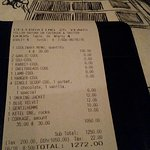 $1,050 for a corkage fee???