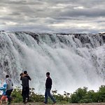 Faxafoss Waterfall