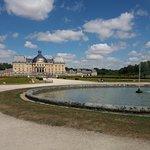 Chateau de Vaux-le-Vicomte Foto