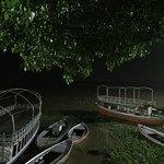 Palace on Ganges Foto