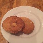 Beautiful cookies for desert