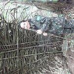 Curso de sobrevivência na selva