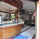 Café zum Löwen Foto