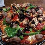 Chicago 7 pizza