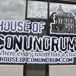 ‪House of Conundrum‬