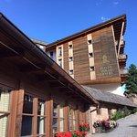 Foto di Posta Zirm Hotel